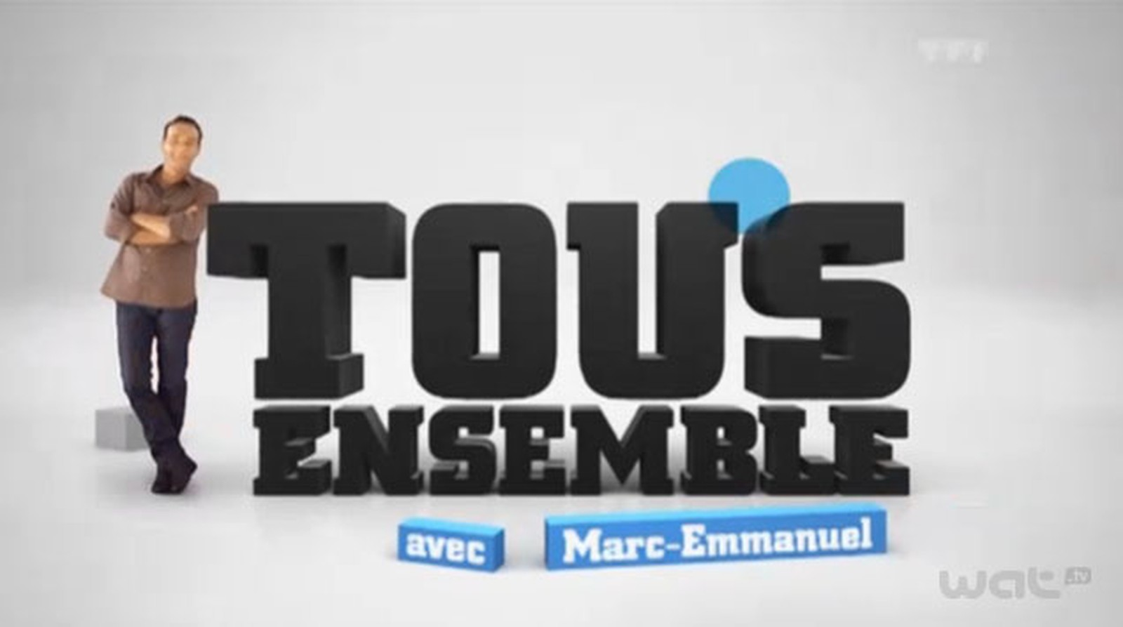 Émission Tous Ensemble – 2012