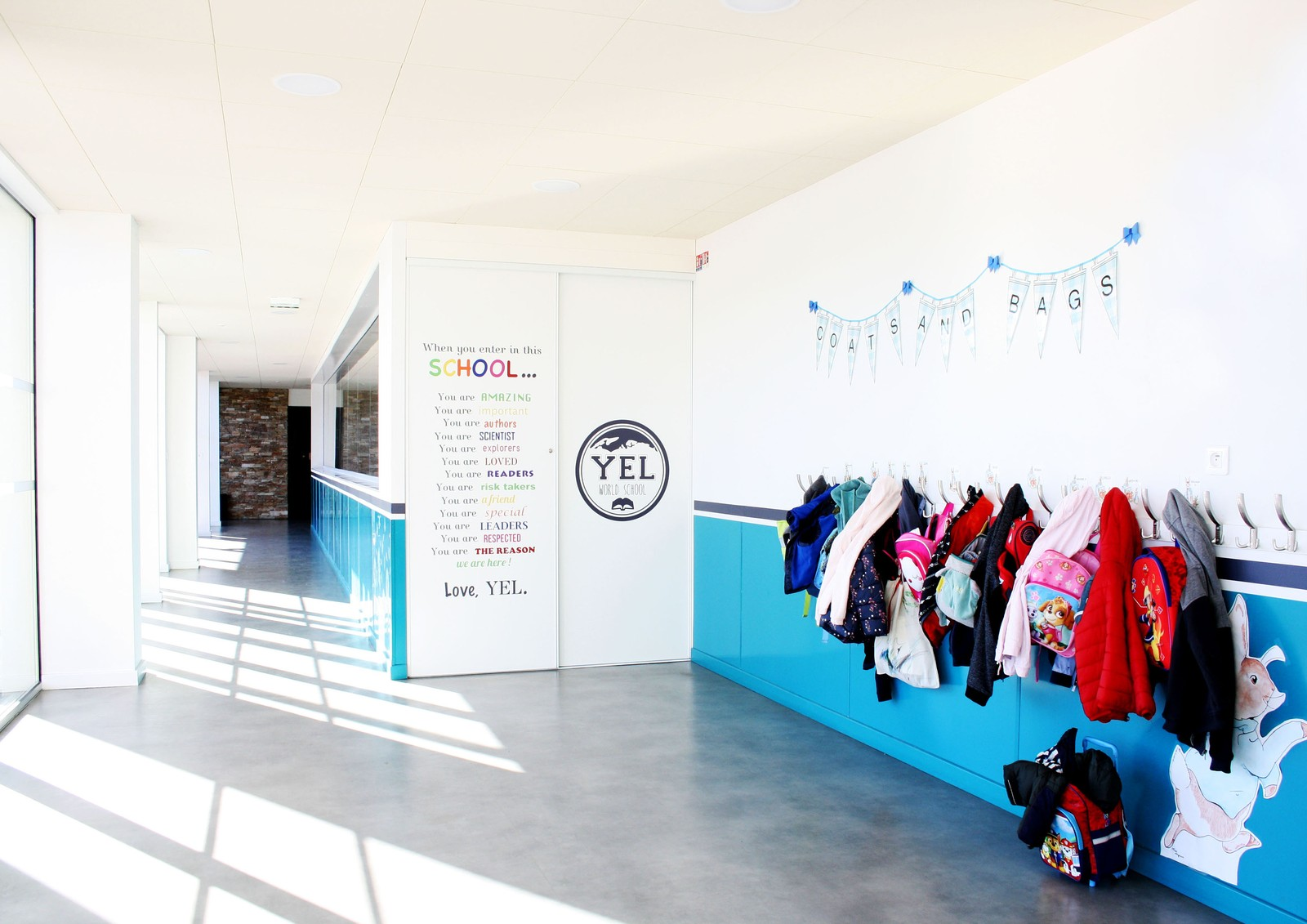 Ecole Bilingue Yel School – Perpignan