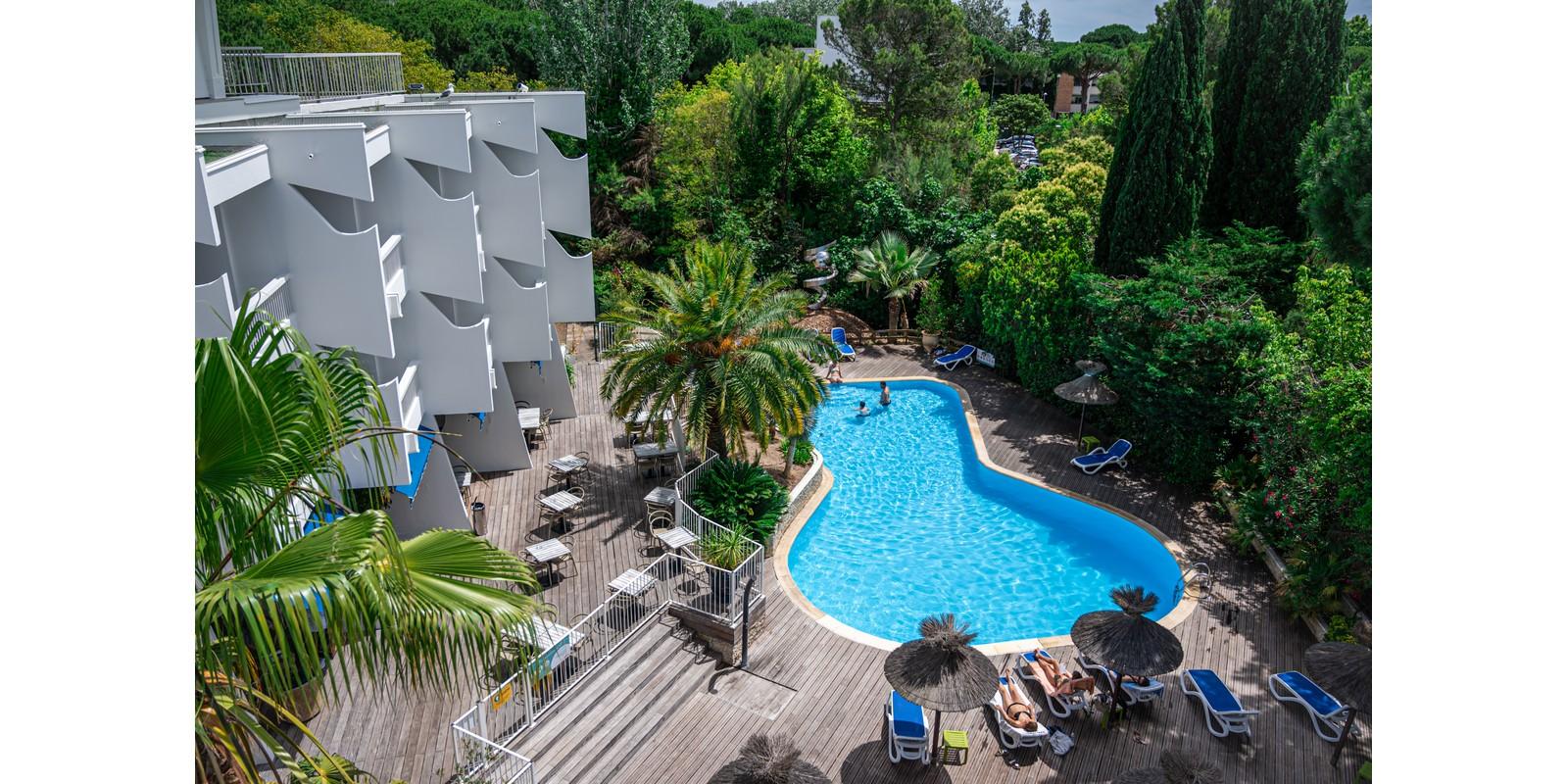 Hôtel Le Quetzal – La Grande Motte – Professionnel